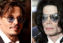 Johnny Depp - Michael Jackson
