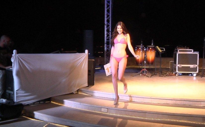 Video – Miss Germany 2015 – Wahl der Miss Somabay Bademode – Kandidatinnen 7-12