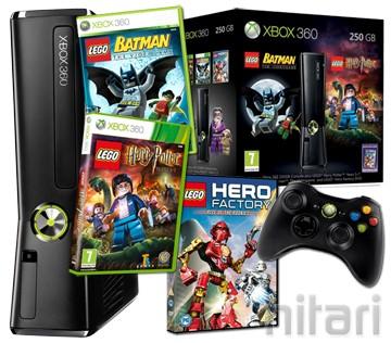 lego console bundle 250gb limited edition xbox 360