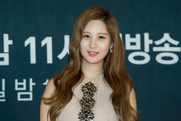 """SEOUL, CORÉE DU SUD - 22 AOÛT: Seohyun du groupe de filles sud-coréen Girls 'Generation assiste à la conférence de presse pour OnStyle """"The TaeTiSeo"""" au CJ E&M Center le 22 août 2014 à Séoul, Corée du Sud. Le programme ouvrira le 26 août en Corée du Sud. (Photo par Han Myung-Gu / WireImage) """"/> Photo par Han Myung-Gu / WireImage      <h3 data-recalc-dims="""