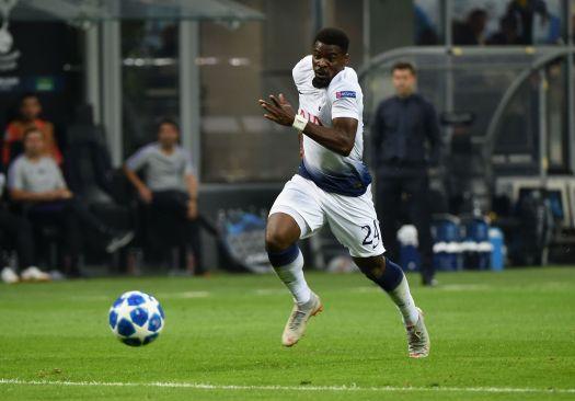 Serge Aurier confident Tottenham can win trophies - HITC