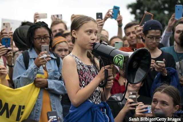 Seven best Greta Thunberg memes: If looks could kill! – HITC