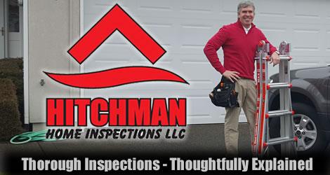 Tom Hitchman Home inspection Tenino