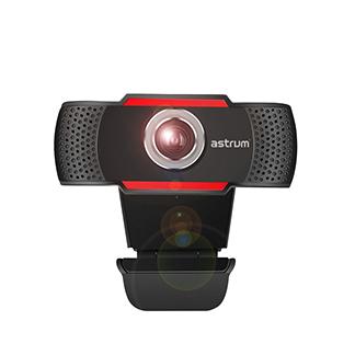 Webcam Astrum WM720 720P Black