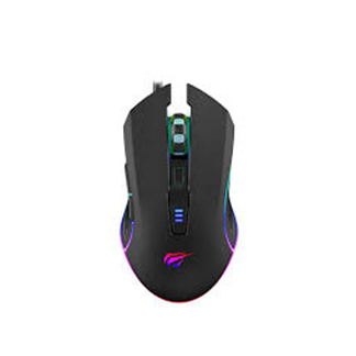 Mouse Havit Usb Ms1018 Game Note Gaming Mouse Rgb