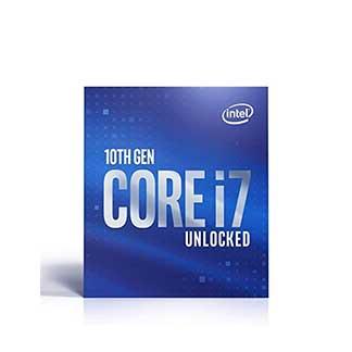 Intel Core i7-10700K 3.8GHz 16MB Cache 10th Gen LGA1200 Processor