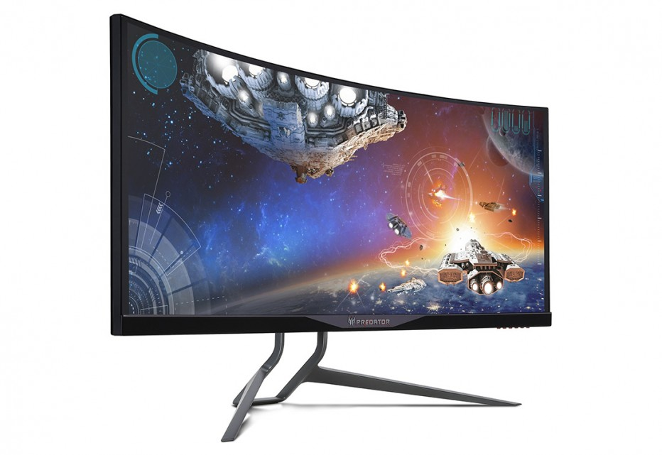 Acer Releases 34 Inch IPS Curved Monitor