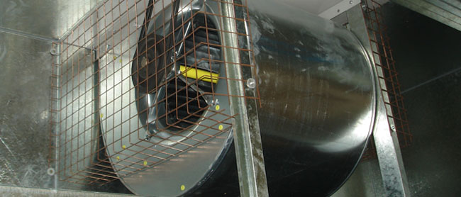 centrifugal whisper spray booths for