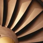 Jet Engine Fan Blades ca. 1997