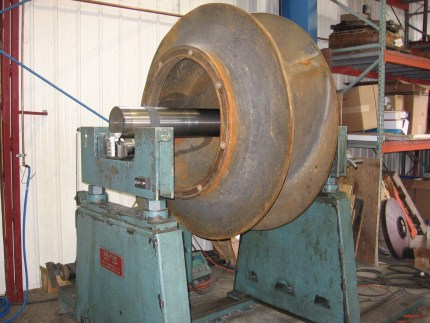 Large Freshwater Pump Impeller