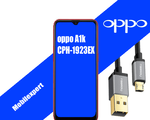 update your oppo a1k phone