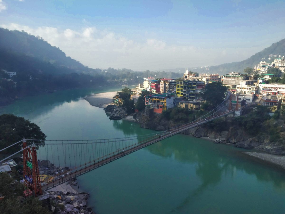 Ticket to Rishikesh