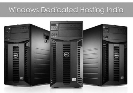 Windows Dedicated Hosting India