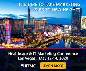 Healthcare and IT Marketing Conference