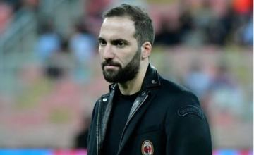 BREAKING NEWS! Chelsea Announce Signing Of Higuain