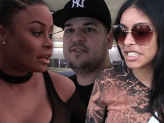 Blac Chyna Says Alexis Skyy Won't Ever Meet Her Daughter Dream