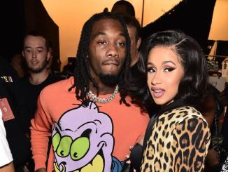 Cardi B Is Back With Offset