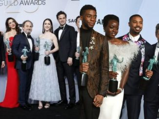 Full List of Winners At 2019 SAG Awards