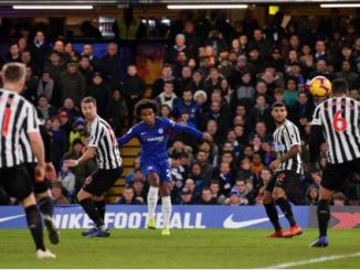 [Goals Highlight] Chelsea 2 – 1 Newcastle (Watch Here)