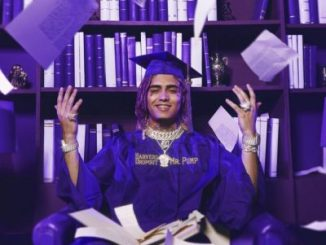 "Lil Pump Announces Release Date for ""Harverd Dropout"" Album"
