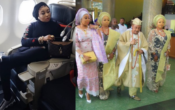 Liz Anjorin Speaks On Being One Of The Wives of Alaafin of Oyo