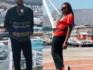 Simi And Adekunle Gold's Honeymoon Photos In South Africa 2