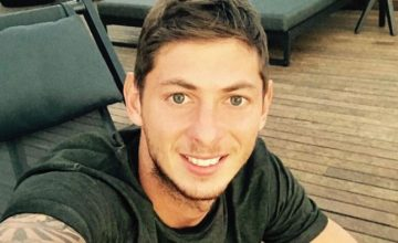Underwater Search For Missing Footballer Emiliano Sala To Begin