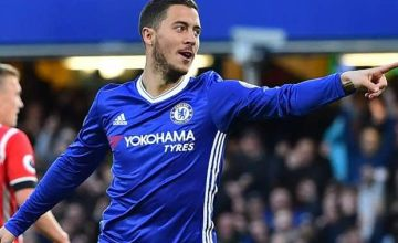Hazard Hopeful Over 100million Pounds Real Madrid Move