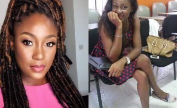 Lota Chukwu Shares Throwback Picture Before She Became Famous