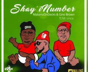 Malumz on Decks & Gino Brown ft Mr Vince – Shay'iNumber (DJ Jim MasterShine Remix)