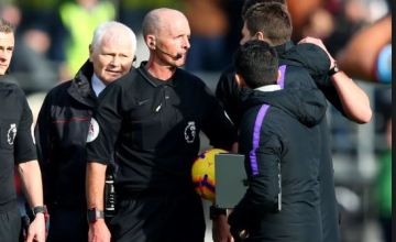 Pochettino Charged By FA After Fight With Referee Mike Dean
