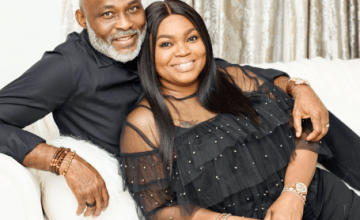 RMD Shares Sweet Valentine's Day Message To His Wife