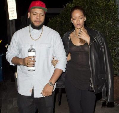Rihanna's Brother Rorrey Fenty Arrested Due To Assaulting Charges