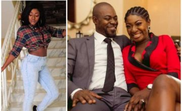 """Yvonne Jegede Yanks Off Her Husband's Surname """"Fawole"""" From Her Instagram Bio"""