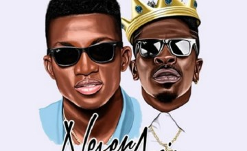 Kofi Kinaata – Never Again ft. Shatta Wale