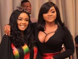 Mercy Aigbe Fires Back at Critics Over Cleavage-exposing Outfit