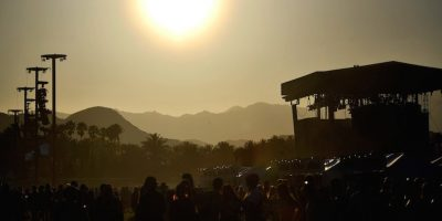 Fire Breaks Out At Coachella 2019 In California