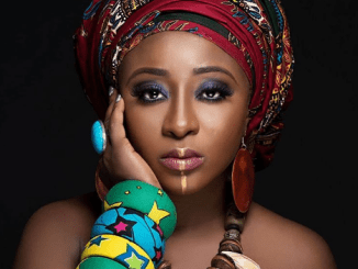 Ini Edo Celebrates Her 37th Birthday