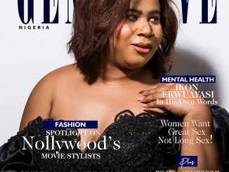 Chigul Talks Mental Health Struggles As She Covers Genevieve Magazine's May Issue