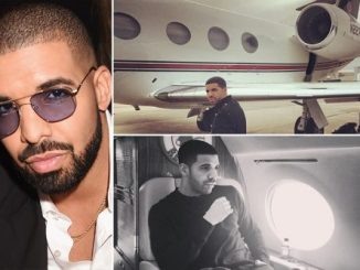 Drake Acquires Customized Luxury Private Jet Worth $50 Million