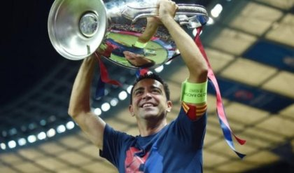 Ex Barcelona Midfielder, The Great Xavi, To Retire At The End Of Season