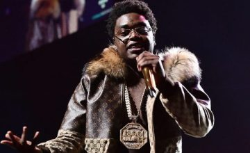 Kodak Black Indicted for Allegedly Lying to Buy Firearm