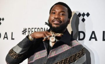 Meek Mill Continues To Battle The Law To Clear His Name