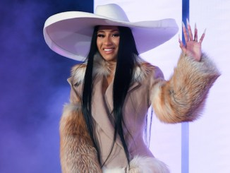 Cardi B Links With Bernie Sanders to Shoot Campaign Video