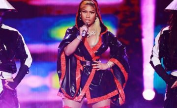 Nicki Minaj pulls out of Saudi Arabia festival