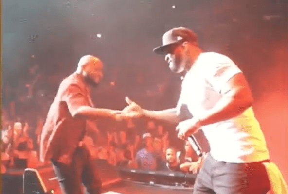 Davido makes guest performance at madison for 50 Cent's 'Power' season 6 premiere