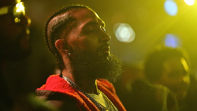 Tower in Nipsey Hussle's Honor to Be Built Outside His Marathon Clothing Store