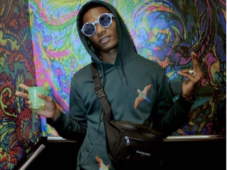 Wizkid Becomes First African To Hit 8Million Monthly Listeners on Spotify