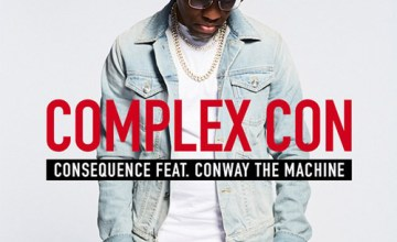 """Consequence & Conway Connect on """"Complex Con"""""""