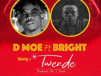 "D Moe ft. Bright – ""Twende"""